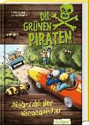 Cover-Bild zu Poßberg, Andrea: Die Grünen Piraten - Diebstahl der Bienenvölker