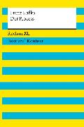 Cover-Bild zu Kafka, Franz: Der Process. Textausgabe mit Kommentar und Materialien