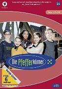 Cover-Bild zu Jabs, Anja: Die Pfefferkörner