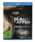 Cover-Bild zu Rupert Wyatt (Reg.): Planet der Affen - Prevolution