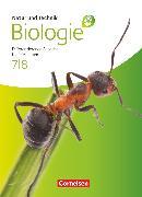 Cover-Bild zu Bauer, Elke: Natur und Technik - Biologie (Ausgabe 2011), Niedersachsen, 7./8. Schuljahr, Schülerbuch