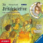 Cover-Bild zu Lenk, Fabian: Die Zeitdetektive. Das Feuer des Druiden. Ein Krimi aus der Zeit der Gallier [18] (Audio Download)