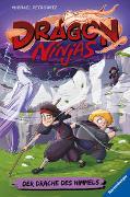 Cover-Bild zu Dragon Ninjas, Band 3: Der Drache des Himmels von Petrowitz, Michael