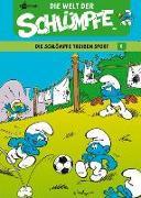 Cover-Bild zu Peyo: Schlümpfe  Die Welt der Schlümpfe 06
