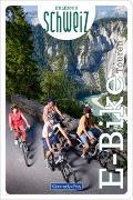 Cover-Bild zu Hallwag Kümmerly+Frey AG (Hrsg.): E-Bike Touren Erlebnis Schweiz