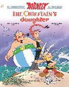 Cover-Bild zu Conrad, Didier: Asterix #38: The Chieftain's Daughter