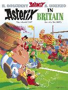 Cover-Bild zu Goscinny, René: Asterix in Britain