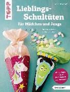 Cover-Bild zu Ritterhoff, Anja: Lieblingsschultüten für Mädchen und Jungs (kreativ.kompakt)