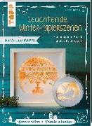 Cover-Bild zu Lindgrün, Louise: Leuchtende Winter-Papierszenen (kreativ.kompakt)