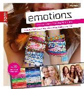 Cover-Bild zu Eder, Elke: Emotionz - Armbänder für jede Stimmung (eBook)