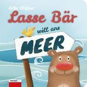 Cover-Bild zu Weßner, Silke: Lasse Bär will ans Meer
