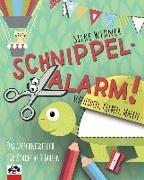 Cover-Bild zu Weßner, Silke: Schnippel-Alarm! Das Ausschneidebuch für Kinder ab 3 Jahren