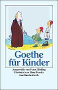 Cover-Bild zu Goethe, Johann Wolfgang: »Ich bin so guter Dinge«