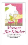 Cover-Bild zu Mozart, Wolfgang Amadeus: Mozart für Kinder
