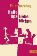 Cover-Bild zu Härtling, Peter: Hallo Opa - Liebe Mirjam