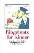 Cover-Bild zu Ringelnatz, Joachim: Ringelnatz für Kinder
