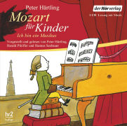 Cover-Bild zu Härtling, Peter: Mozart für Kinder