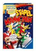 Cover-Bild zu Theora Design: Ravensburger - 21962 - Stapelmännchen - Geschicklichkeitsspiel für Familien und Kinder - Stapelmännchen bauen für 1 bis 4 Spieler, Kinderspiel ab 5 Jahren