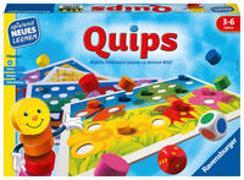 Cover-Bild zu Theora Design: Ravensburger 24920 - Quips - Spielen und Lernen für Kinder, Lernspiel für Kinder von 3-6 Jahren, Spielend Neues Lernen für 2-4 Spieler