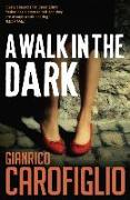 Cover-Bild zu Carofiglio, Gianrico: A Walk in the Dark
