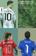 Cover-Bild zu Helg, Martin: Campioni di calcio 02