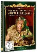 Cover-Bild zu Hans-Joachim Frank (Schausp.): Wer reisst den gleich vorm Teufel aus