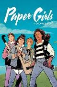 Cover-Bild zu Brian K Vaughan: Paper Girls: The Complete Story