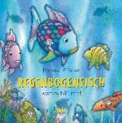 Cover-Bild zu Pfister, Marcus: Regenbogenfisch, komm hilf mir!