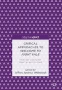 Cover-Bild zu Weinstock, Jeffrey Andrew (Hrsg.): Critical Approaches to Welcome to Night Vale