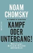 Cover-Bild zu Chomsky, Noam: Kampf oder Untergang! (eBook)