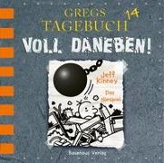 Cover-Bild zu Kinney, Jeff: Gregs Tagebuch 14 - Voll daneben!