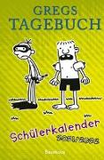 Cover-Bild zu Kinney, Jeff: Gregs Tagebuch - Schülerkalender 2021/2022
