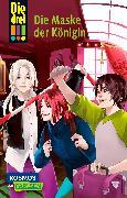 Cover-Bild zu Sol, Mira: Die drei !!! 48: Die Maske der Königin