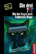 Cover-Bild zu Sonnleitner, Marco: Die drei ??? Wer hat Angst vorm Schwarzen Mann? (drei Fragezeichen) (eBook)