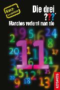 Cover-Bild zu Sonnleitner, Marco: Die drei ??? Manches verlernt man nie (drei Fragezeichen) (eBook)