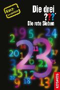 Cover-Bild zu Sonnleitner, Marco: Die drei ??? Die rote Sieben (drei Fragezeichen) (eBook)