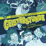 Cover-Bild zu Konrad, Bob: Geisterstunde: Vier gruselige Spukgeschichten (Audio Download)
