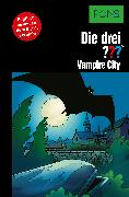 Cover-Bild zu Sonnleitner, Marco: PONS Die drei ??? Fragezeichen Vampire City (eBook)