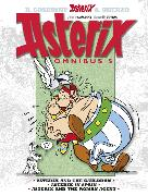 Cover-Bild zu Goscinny, René: Asterix Omnibus 5