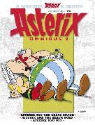Cover-Bild zu Uderzo, Albert: Asterix Omnibus 9