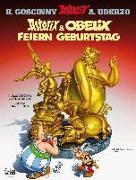 Cover-Bild zu Uderzo, Albert: Asterix 34