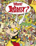 Cover-Bild zu Brown, Little: Where's Asterix?