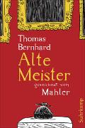 Cover-Bild zu Mahler, Nicolas: Alte Meister