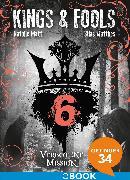 Cover-Bild zu Matt, Natalie: Kings & Fools. Verbotene Mission (eBook)