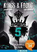 Cover-Bild zu Matt, Natalie: Kings & Fools. Vermisste Feinde (eBook)