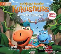 Cover-Bild zu Nusch, Martin: Der kleine Drache Kokosnuss - Auf in den Dschungel!