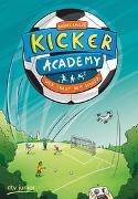 Cover-Bild zu Engler, Michael: Kicker Academy 2 - Wer traut dem Scout?