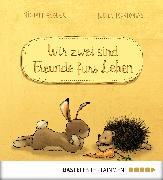 Cover-Bild zu Engler, Michael: Wir zwei sind Freunde fürs Leben (eBook)