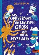 Cover-Bild zu Krusche, Lisa: Das Universum ist verdammt groß und supermystisch (eBook)