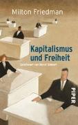 Cover-Bild zu Friedman, Milton: Kapitalismus und Freiheit